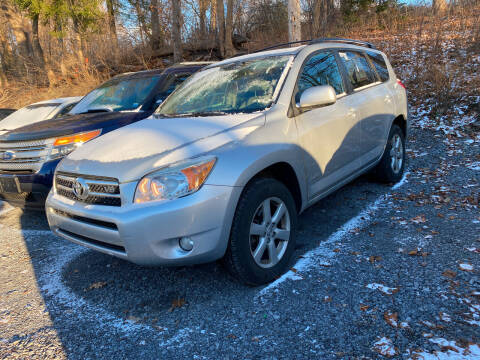 2008 Toyota RAV4 for sale at Apple Auto Sales Inc in Camillus NY