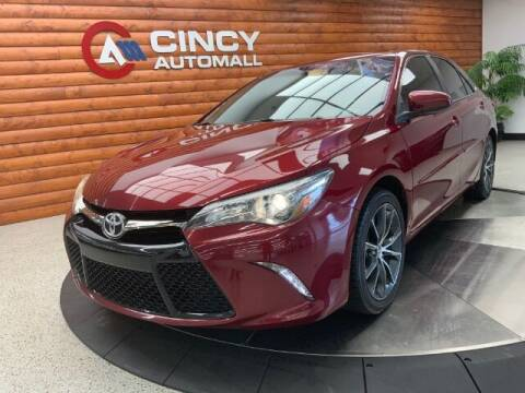 2016 Toyota Camry for sale at Dixie Motors in Fairfield OH