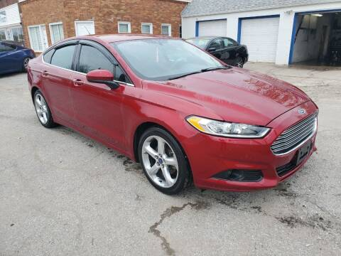 2016 Ford Fusion for sale at Street Side Auto Sales in Independence MO