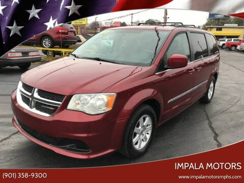 2011 Chrysler Town and Country for sale at IMPALA MOTORS in Memphis TN