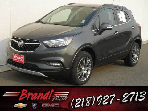 2017 Buick Encore for sale at Brandl GM in Aitkin MN