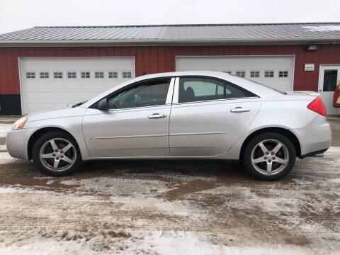2009 Pontiac G6 for sale at TnT Auto Plex in Platte SD