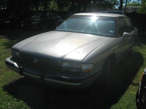 1993 Buick LeSabre for sale at Ody's Autos in Houston TX
