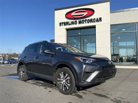 2016 Toyota RAV4 for sale at Sterling Motorcar in Ephrata PA