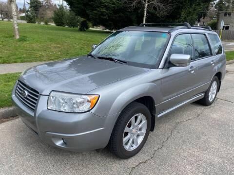 2007 Subaru Forester for sale at Washington Auto Loan House in Seattle WA