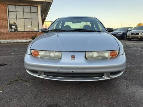 2002 Saturn S-Series for sale at Fredericksburg Auto Finance Inc. in Fredericksburg VA
