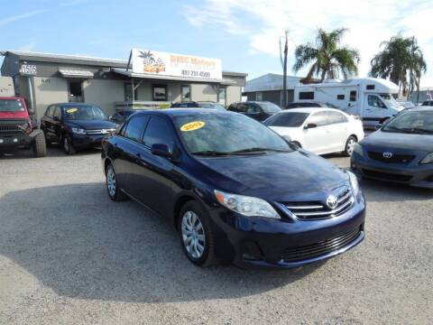 2013 Toyota Corolla for sale at DMC Motors of Florida in Orlando FL