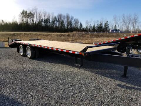 2020 Canada Trailers 102x25 24K BT HD Equipment for sale at Trailer World in Brookfield NS