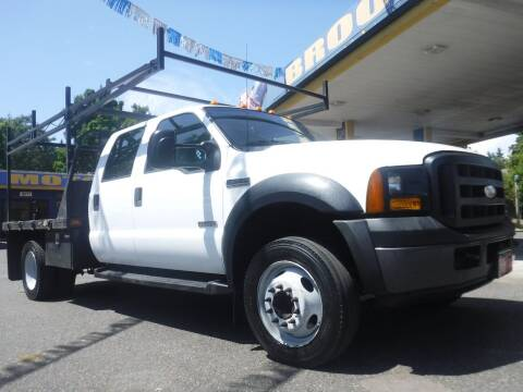 2006 Ford F-550 Super Duty for sale at Brooks Motor Company, Inc in Milwaukie OR