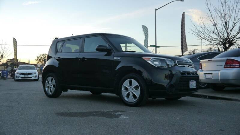 2015 Kia Soul for sale at Westland Auto Sales on 7th in Fresno CA