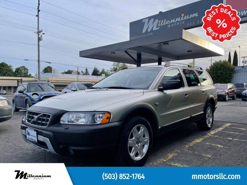 2006 Volvo XC70 for sale in Portland, OR