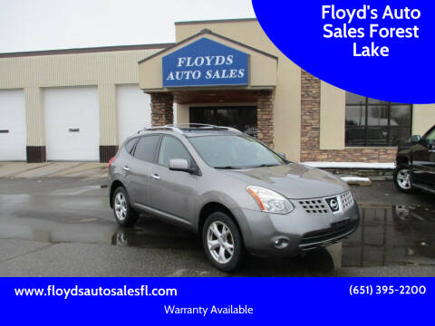 2010 Nissan Rogue for sale at Floyd's Auto Sales Forest Lake in Forest Lake MN