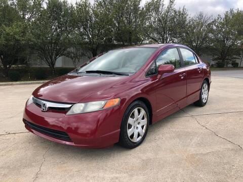 2008 Honda Civic for sale at Triple A's Motors in Greensboro NC