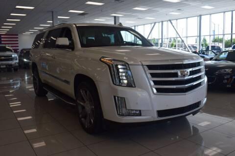 2015 Cadillac Escalade ESV for sale at Legend Auto in Sacramento CA