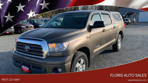 2008 Toyota Tundra for sale at FLORIS AUTO SALES in Anchorage AK