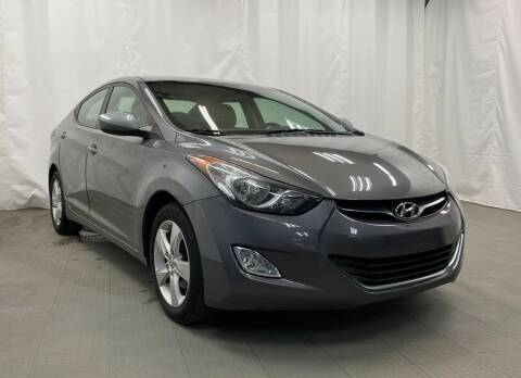 2012 Hyundai Elantra for sale at Direct Auto Sales in Philadelphia PA