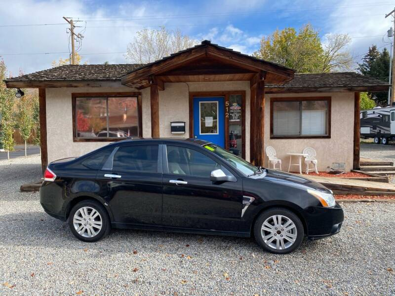 2009 Ford Focus for sale at Sawtooth Auto Sales in Hailey ID