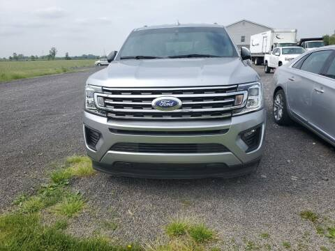2020 Ford Expedition for sale at K & G Auto Sales Inc in Delta OH