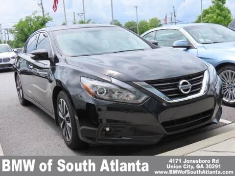2017 Nissan Altima for sale at Carol Benner @ BMW of South Atlanta in Union City GA