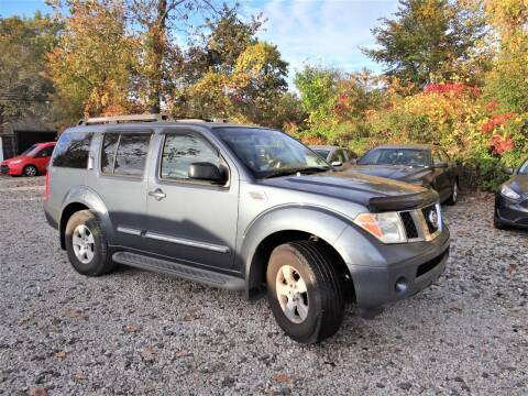 2006 Nissan Pathfinder for sale at Premier Auto & Parts in Elyria OH