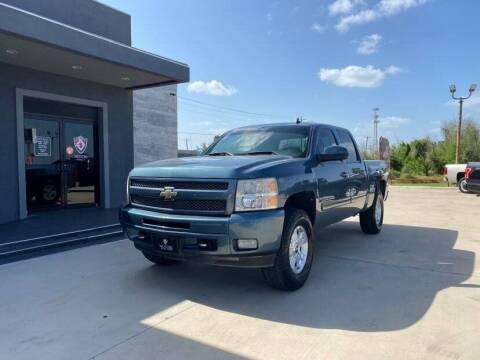 2011 Chevrolet Silverado 1500 for sale at A & V MOTORS in Hidalgo TX