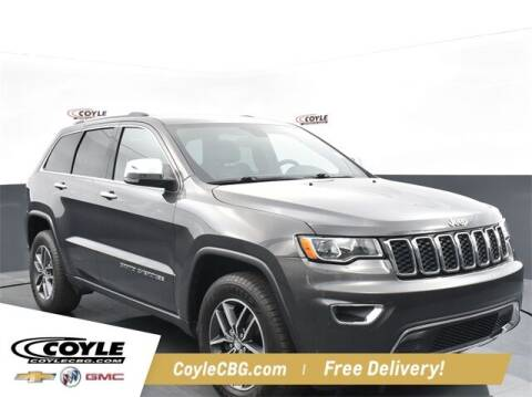 2018 Jeep Grand Cherokee for sale at COYLE GM - COYLE NISSAN - New Inventory in Clarksville IN