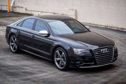 2013 Audi S8 for sale at MS Motors in Portland OR