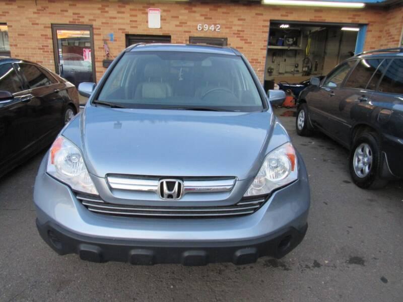 2008 Honda CR-V for sale at PLATINUM AUTO SALES in Dearborn MI