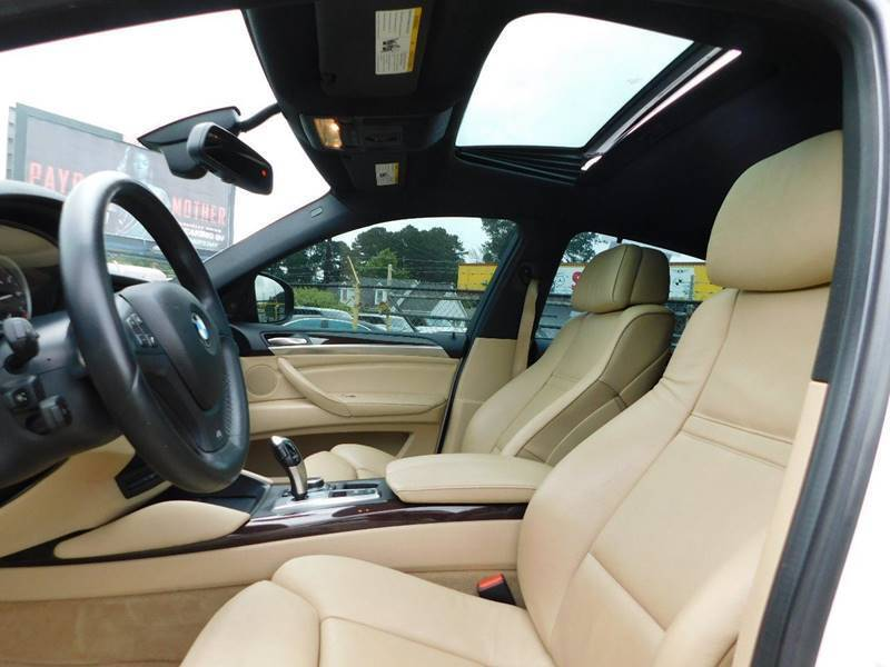 2014 BMW X6 AWD xDrive50i 4dr SUV - Jonesboro GA