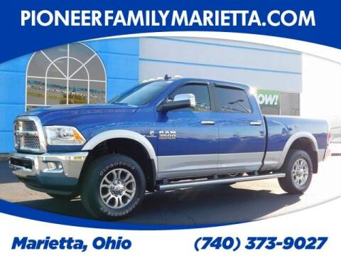2017 RAM Ram Pickup 3500 for sale at Pioneer Family preowned autos in Williamstown WV