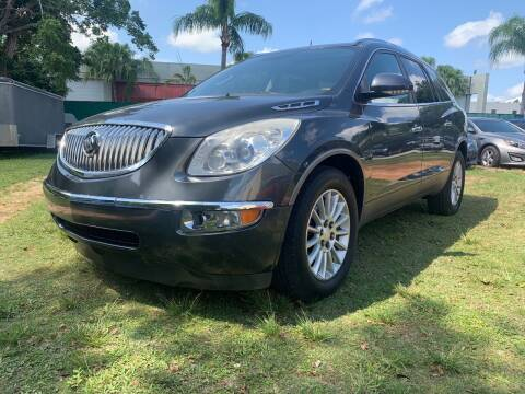2011 Buick Enclave for sale at Florida Automobile Outlet in Miami FL
