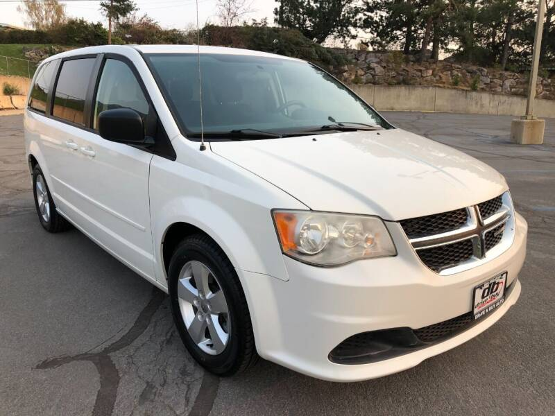 2013 Dodge Grand Caravan for sale at DRIVE N BUY AUTO SALES in Ogden UT