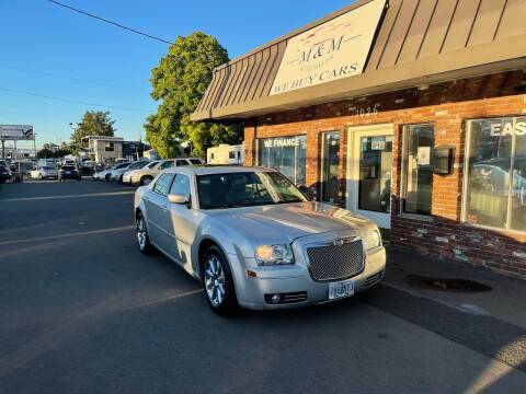2007 Chrysler 300 for sale at M&M Auto Sales in Portland OR