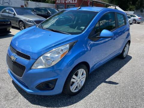 2014 Chevrolet Spark for sale at CHECK AUTO, INC. in Tampa FL