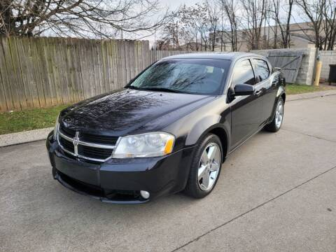 2010 Dodge Avenger for sale at Harold Cummings Auto Sales in Henderson KY