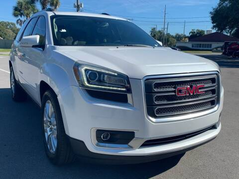 2016 GMC Acadia for sale at Consumer Auto Credit in Tampa FL