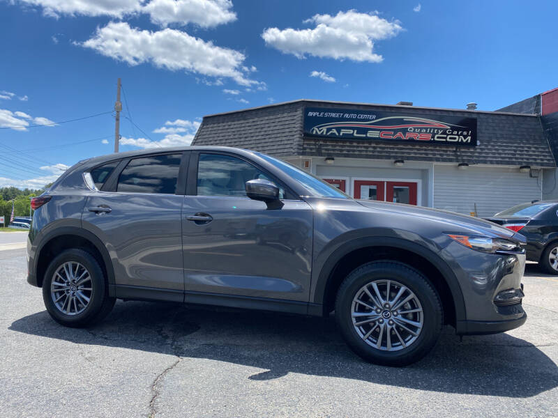 2017 Mazda CX-5 for sale at Maple Street Auto Center in Marlborough MA
