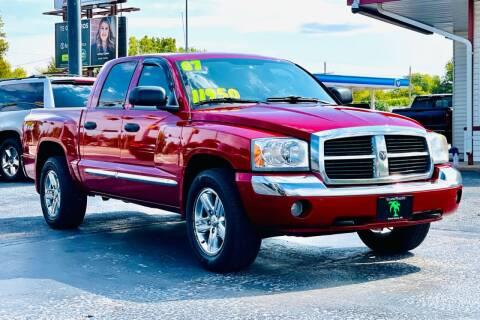 2007 Dodge Dakota for sale at Island Auto in Grand Island NE