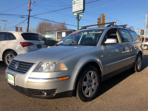 2002 Volkswagen Passat for sale at MURPHY BROTHERS INC in North Weymouth MA