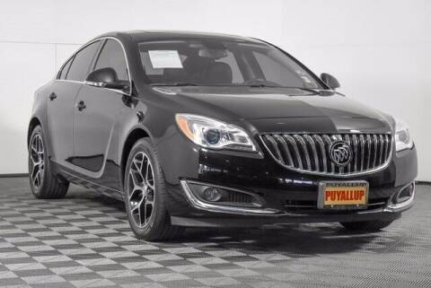2017 Buick Regal for sale at Washington Auto Credit in Puyallup WA