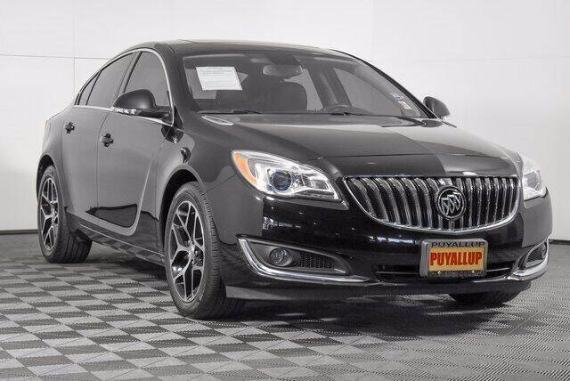 2017 Buick Regal for sale at Chevrolet Buick GMC of Puyallup in Puyallup WA