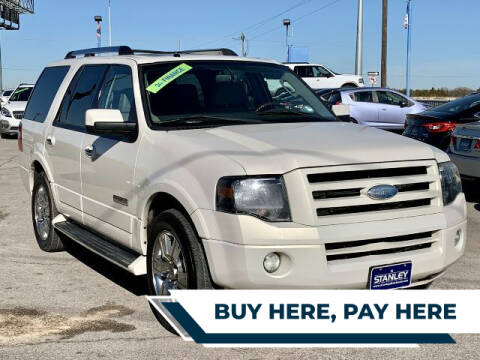 2007 Ford Expedition for sale at Stanley Automotive Finance Enterprise - STANLEY DIRECT AUTO in Mesquite TX