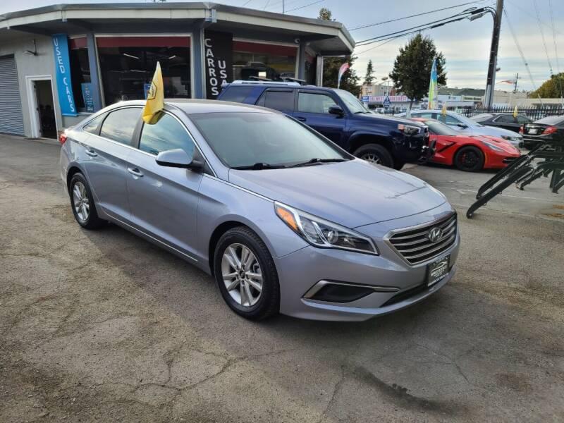 2016 Hyundai Sonata for sale at Imports Auto Sales & Service in San Leandro CA