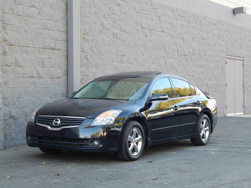 2008 Nissan Altima for sale at Gilroy Motorsports in Gilroy CA