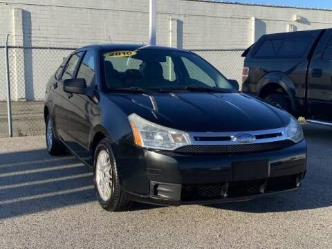 2010 Ford Focus for sale at Betten Baker Preowned Center in Twin Lake MI