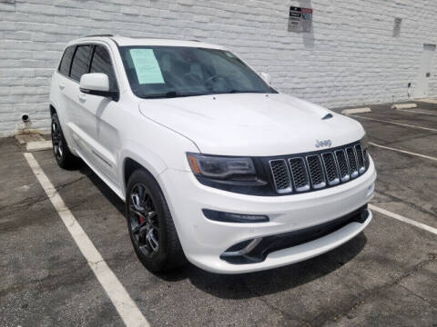 2014 Jeep Grand Cherokee for sale at ADVANTAGE AUTO SALES INC in Bell CA