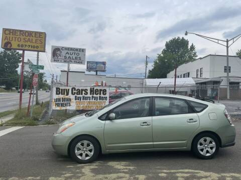 2006 Toyota Prius for sale at Cherokee Auto Sales in Knoxville TN