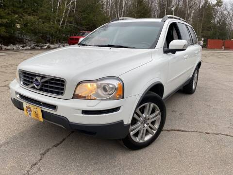 2012 Volvo XC90 for sale at Granite Auto Sales in Spofford NH