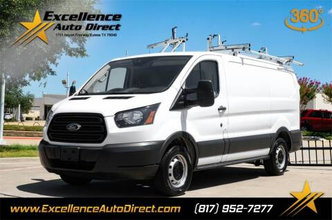 2017 Ford Transit Cargo for sale at Excellence Auto Direct in Euless TX