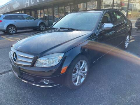2008 Mercedes-Benz C-Class for sale at Premier Automart in Milford MA